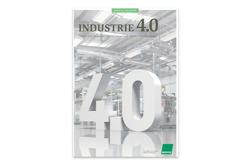 Presse Bechtle Industrie 4.0