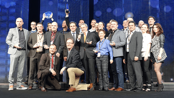 SolidLine AG SOLIDWORKS Awards 2015