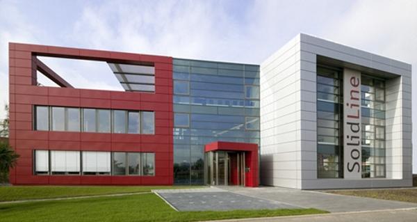 SolidLine AG Standort Zentrale Wiesbaden