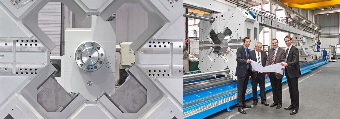 Leifeld Referenz SOLIDWORKS PDM Maschinenbau