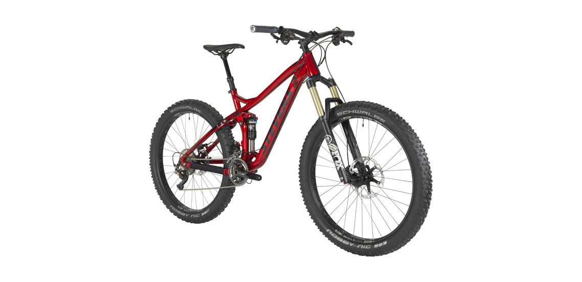 Stevens Referenz SOLIDWORKS Mountainbike