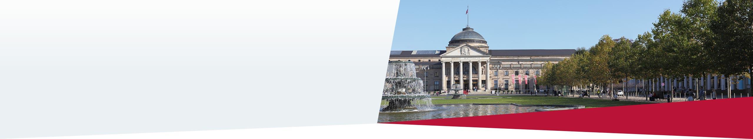 Zentrale Wiesbaden Beratung und Service in Ihrer Nähe.