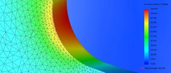 SOLIDWORKS Simulation Lebensdauerberechnung