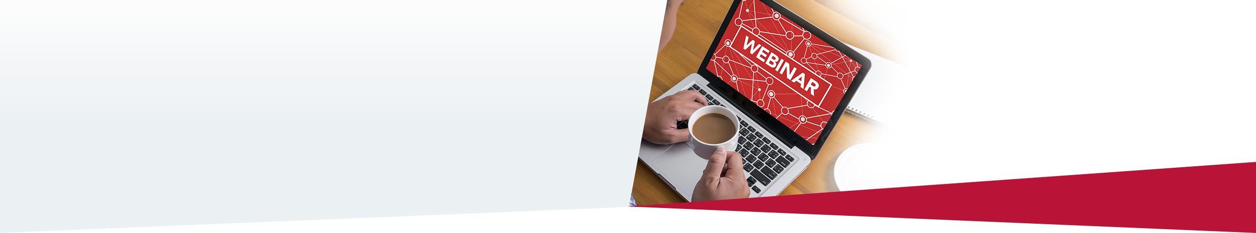 Webinare Informieren Sie sich einfach und bequem online. Zur Webinar-Auswahl