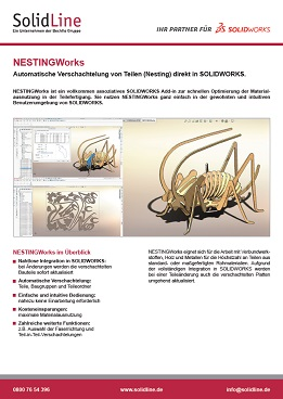 Datenblatt NESTINGWorks