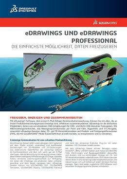 Datenblatt eDrawings