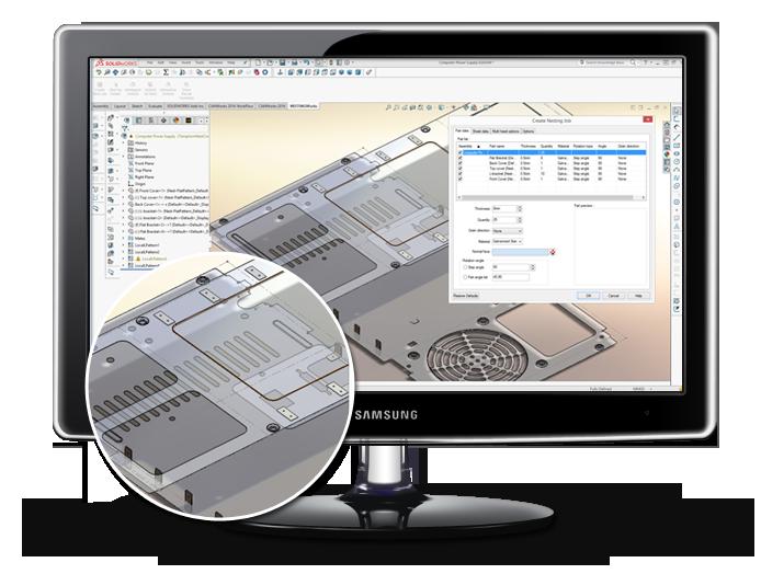 NESTINGWorks Vorschau auf Desktop