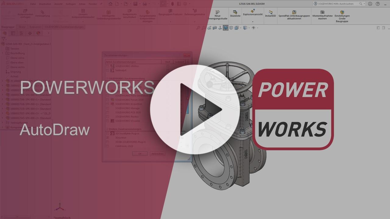 POWERWORKS AutoDraw Video