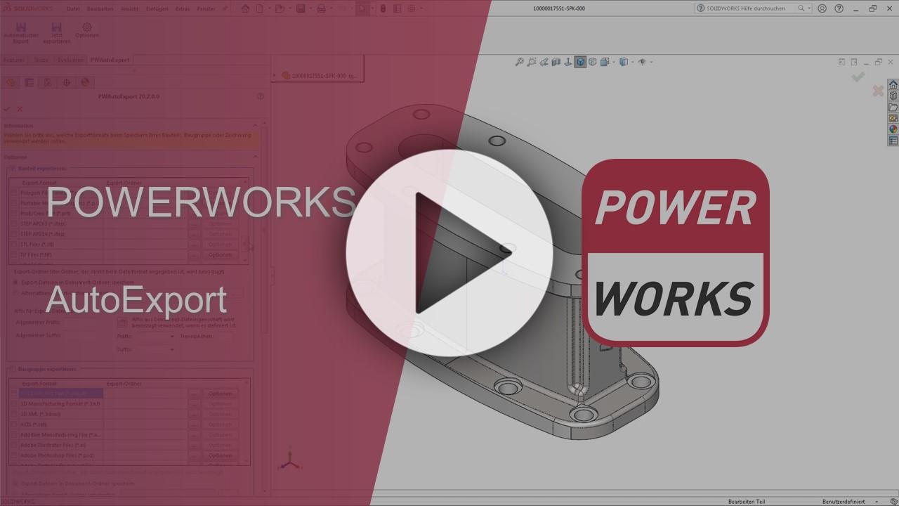 POWERWORKS AutoExport Video