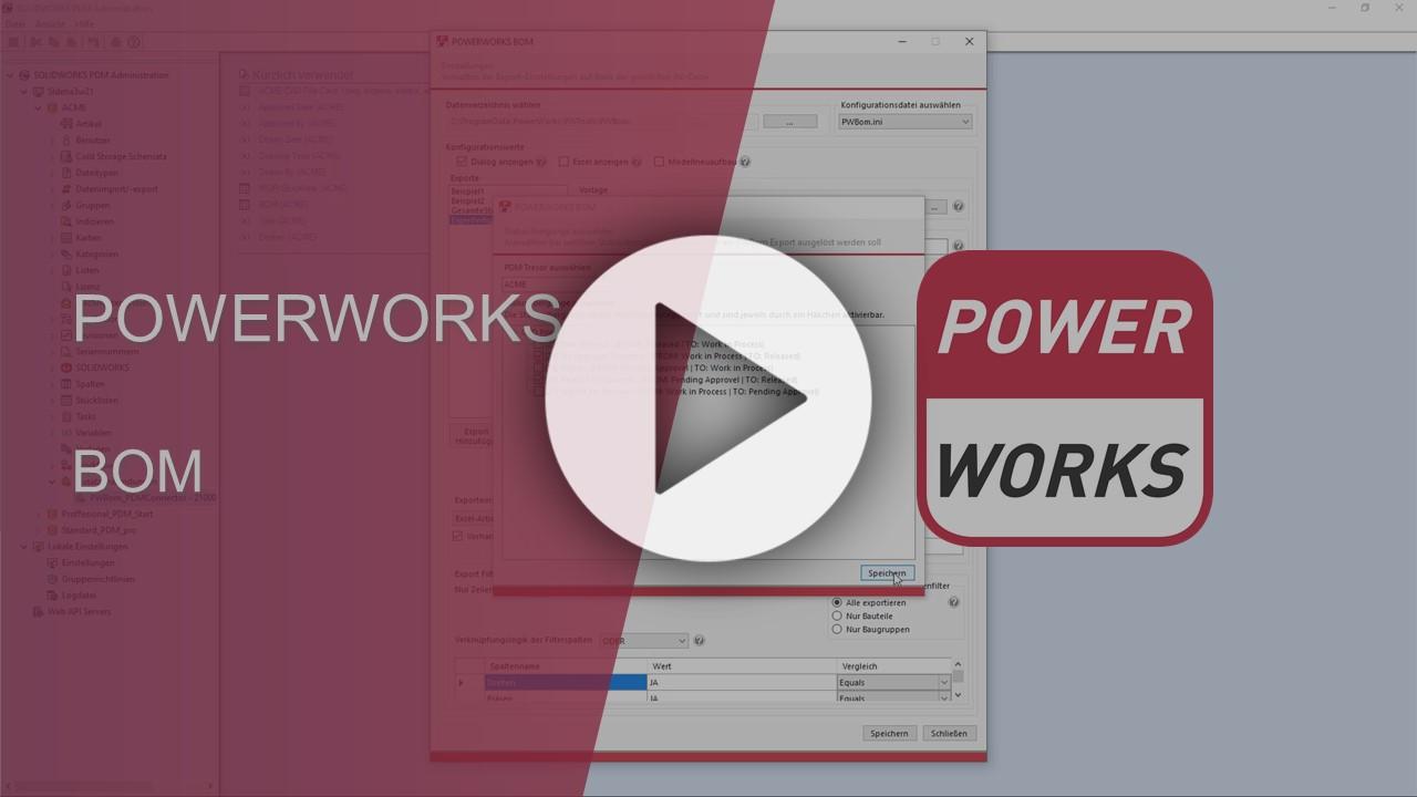 POWERWORKS BOM Video