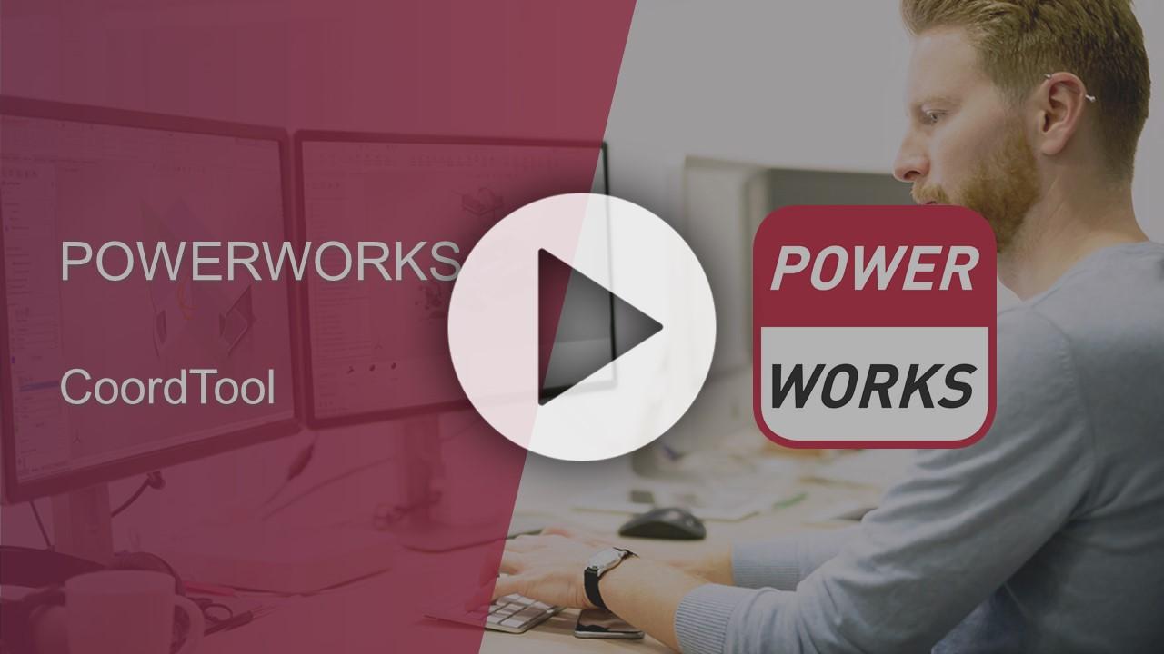POWERWORKS CoordTool Video