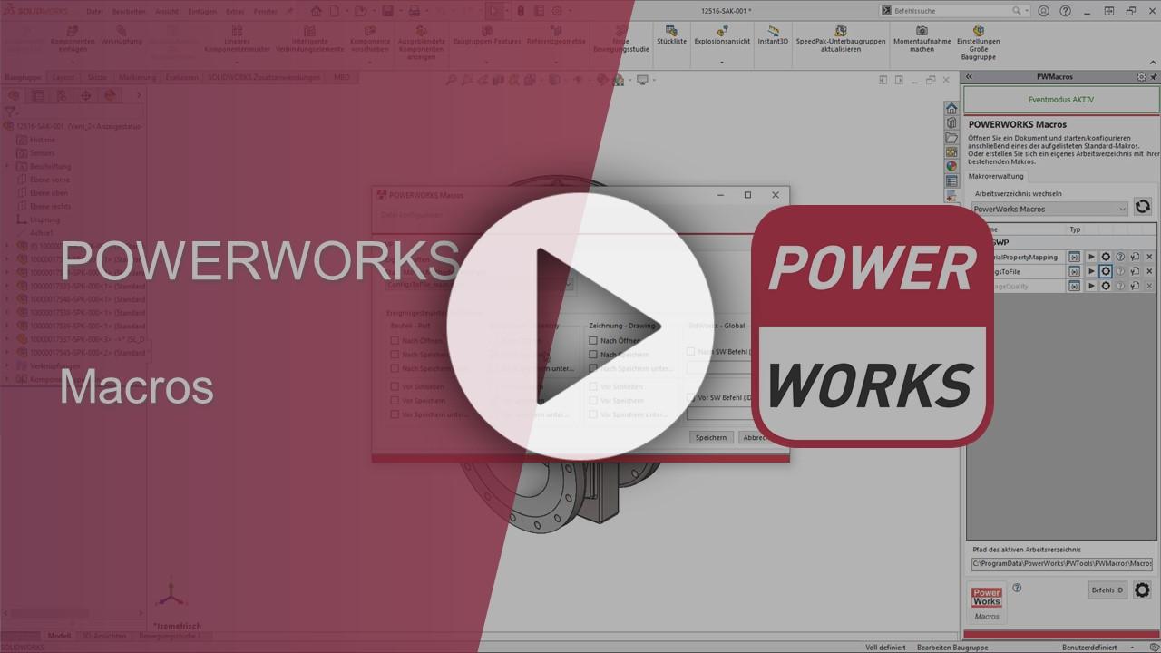 POWERWORKS Macros Video