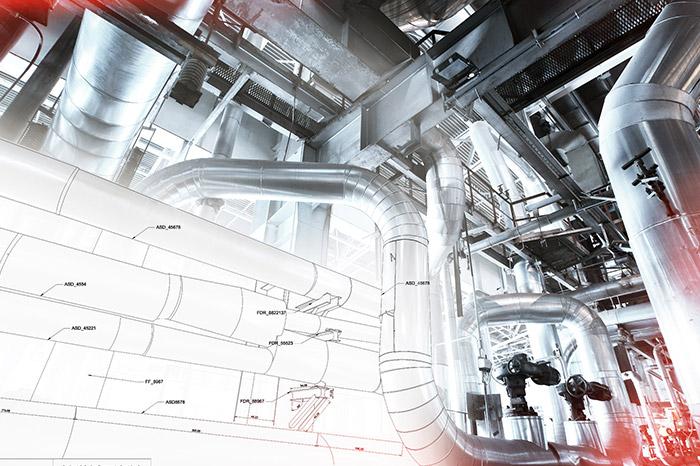 Konstruktion & Anlagenbau mit Smap3D Plant Design