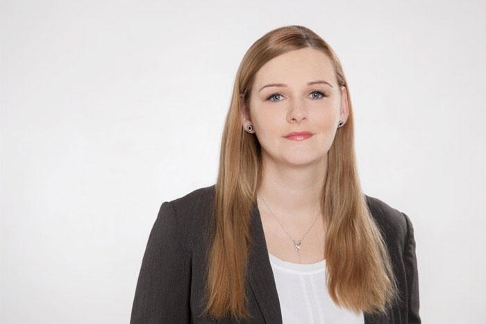 Ihr Ansprechpartner für SOLIDWORKS Education: Anne Groth