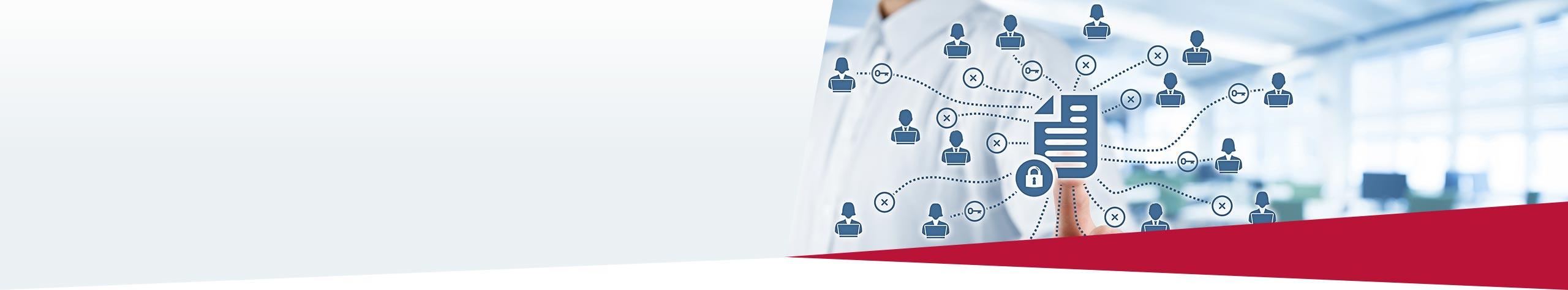 DMS Dokumente verwalten. Effizient und sicher.