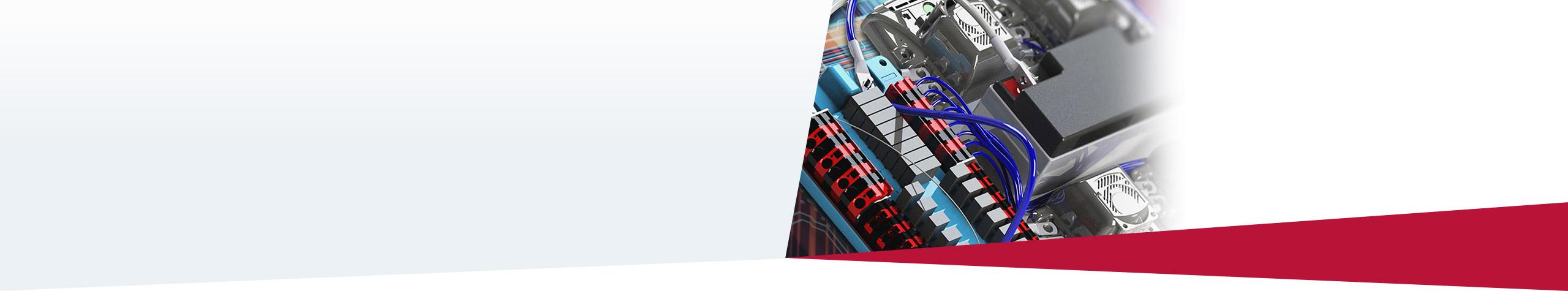 SOLIDWORKS Electrical ECAD-MCAD nahtlos integriert.