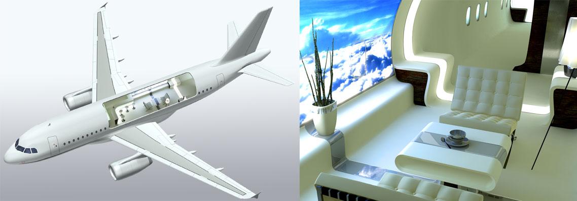 Lufthansa-Technik Referenz SOLIDWORKS Bild 2