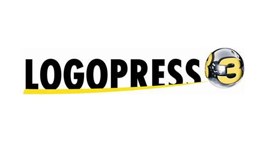 logopress logo