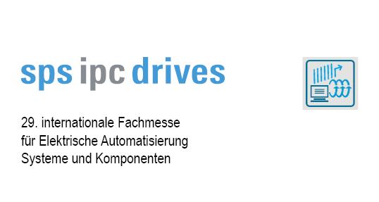 SolidLine auf der SPS IPC Drives in Erfurt