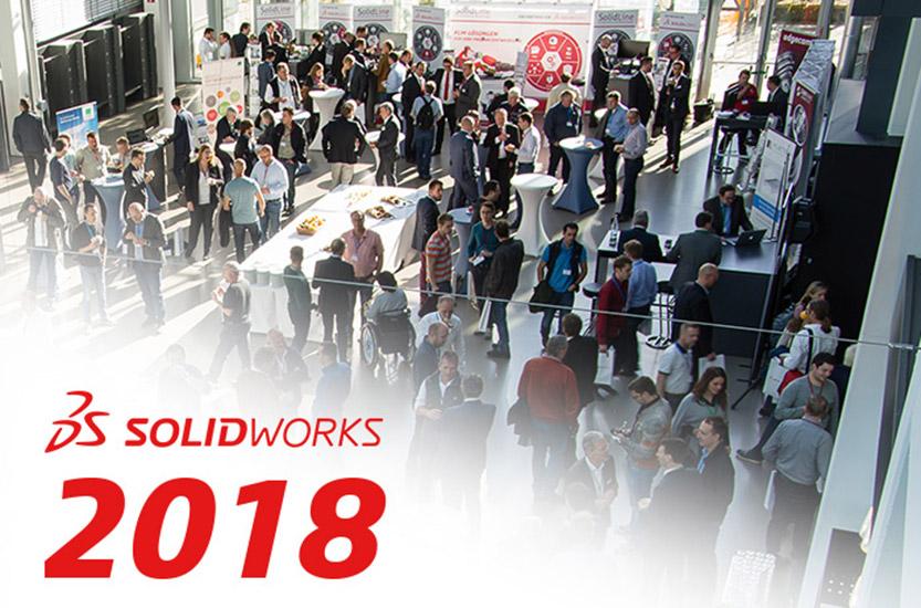 Presse SOLIDWORKS Veranstaltungen 2018