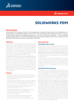 SOLIDWORKS PDM