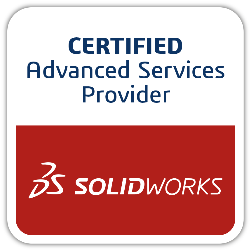 SOLIDWORKS Zertifizierung Advanced Services Provider