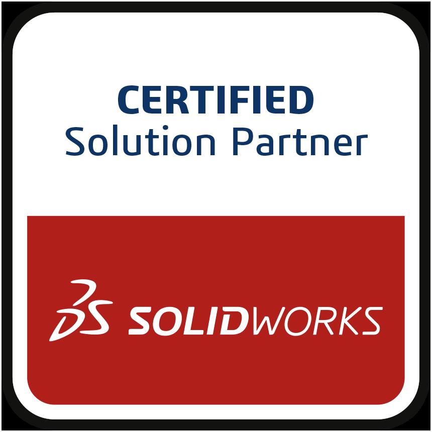 SOLIDWORKS Zertifizierung Solutions Partner
