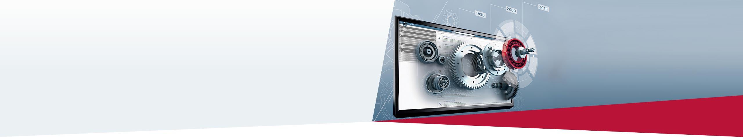 EXALEAD OnePart Die leistungsfähige, geometrische Suchmaschine.