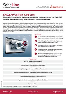 Datenblatt Servicepaket EXALEAD Jumpstart