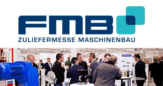 FMB 2019: Fachmesse für den Maschinen- und Anlagenbau