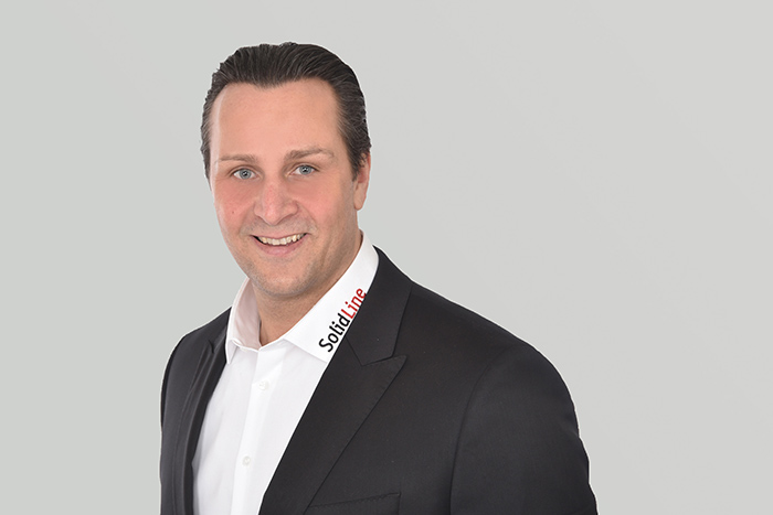 Ihr Ansprechpartner für SOLIDWORKS in Karlsruhe & Ludwigsburg: Alexander Budja