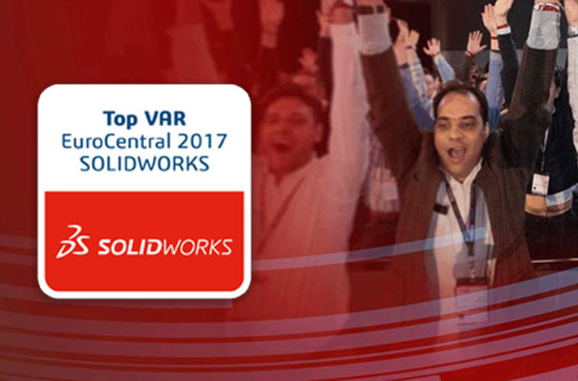 Presse SOLIDWORKS World 2018 Bester Partner Zentraleuropa