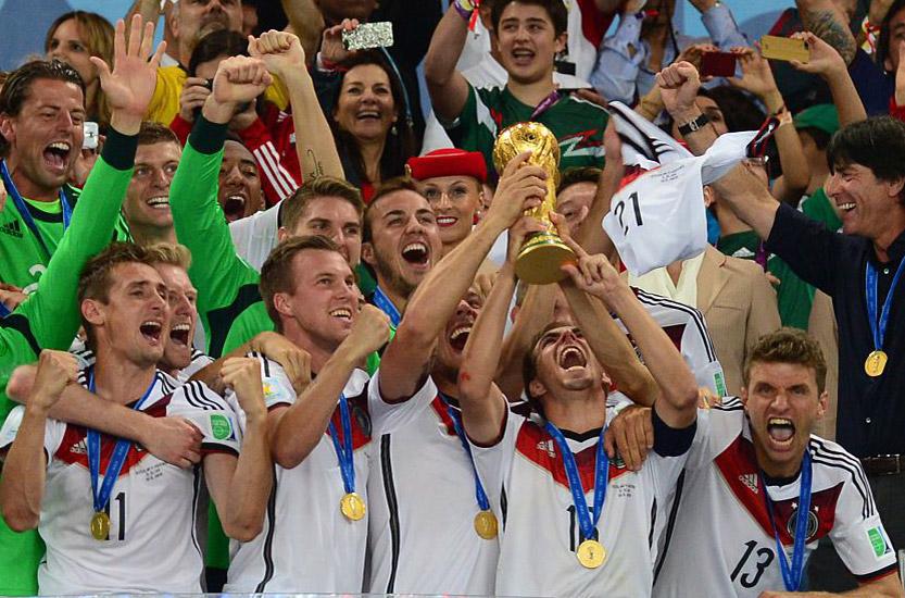 Blog WM Special: Wollen wir den Pokal?