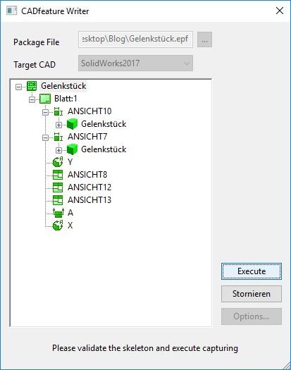 Blog Inventor Datenkonvertierung - CADfeature Writer
