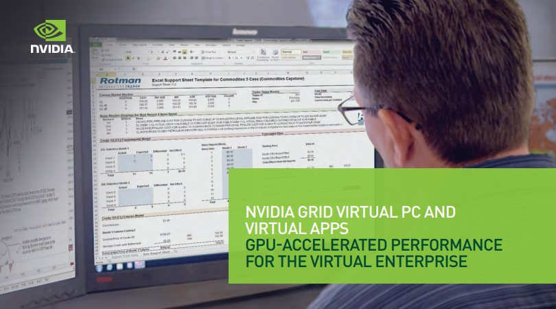 NVIDIA Grid Virtual PC