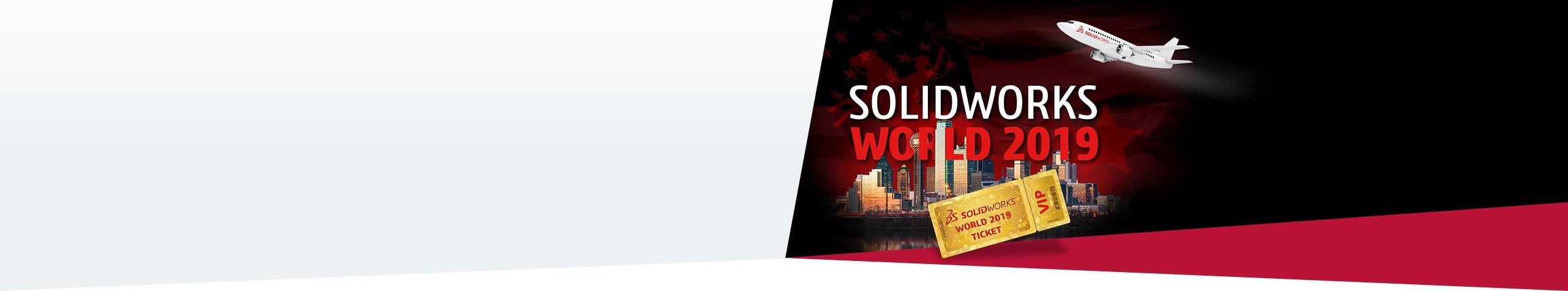 Deutschlands Konstrukteure Mit SolidLine zur SOLIDWORKS World 2019 Jetzt teilnehmen