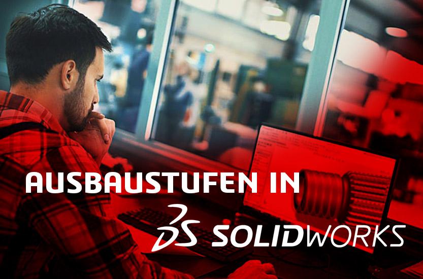 SOLIDWORKS Ausbaustufen Beitragsbild