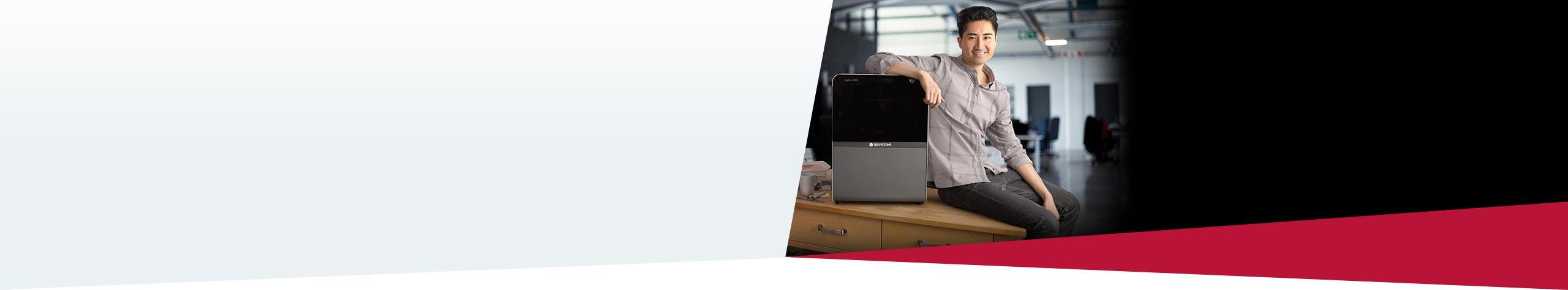 3D-Drucker im Überblick Passgenaue Lösungen von Prototyping bis Produktion in Kunststoff und Metall.