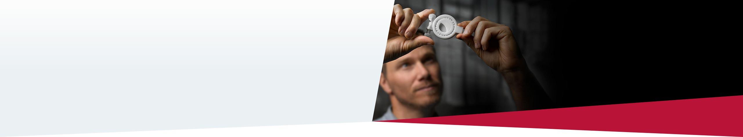 3D-Druck und additive Fertigung End-to-End-Fertigungslösungen von 3D Systems