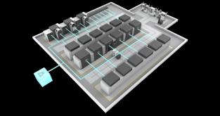 3D Systems Metall 3D Drucker ProX_DMP_8500 Übersicht
