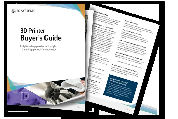 Ratgeber 3D Drucker