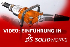 SOLIDWORKS Video Einführung Tutorial