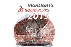 SOLIDWORKS 2019 Highlights Webinar Blog