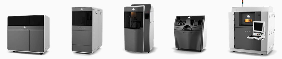 3D Systems professionelle 3D-Drucker