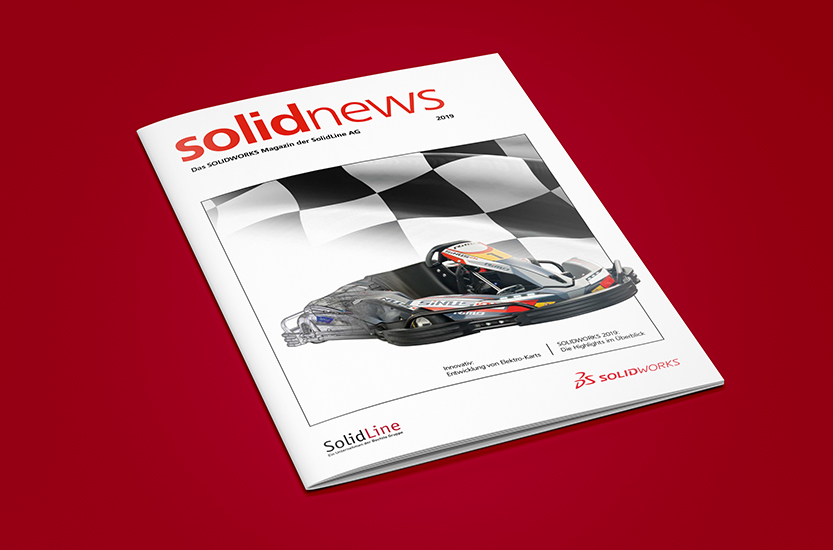 solidnews Das SOLIDWORKS Magazin.