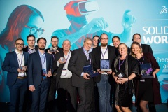 SolidLine Bester Partner SOLIDWORKS WORLD 2019