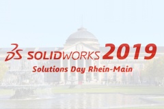 SOLIDWORKS Solutions Day Rhein-Main 2019