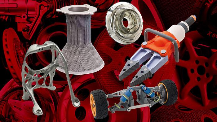 3D Druck von 3D Systems