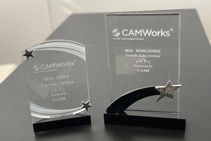 C-CAM Award 2019 Bester Reseller