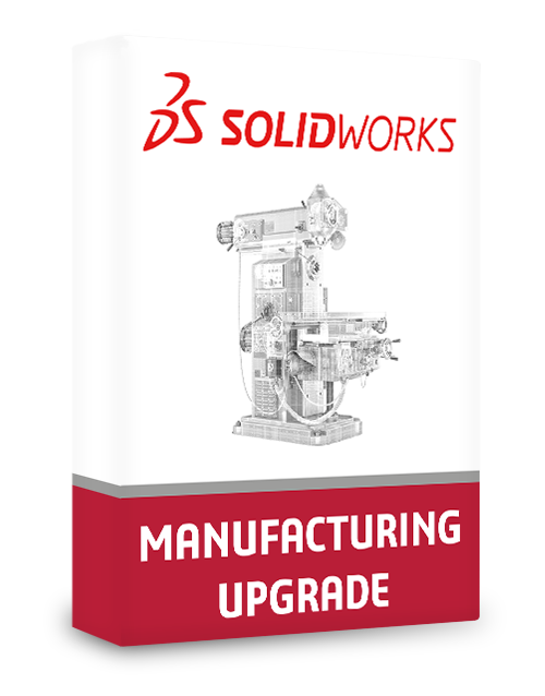 SOLIDWORKS Manufacturing Suite Upgrade